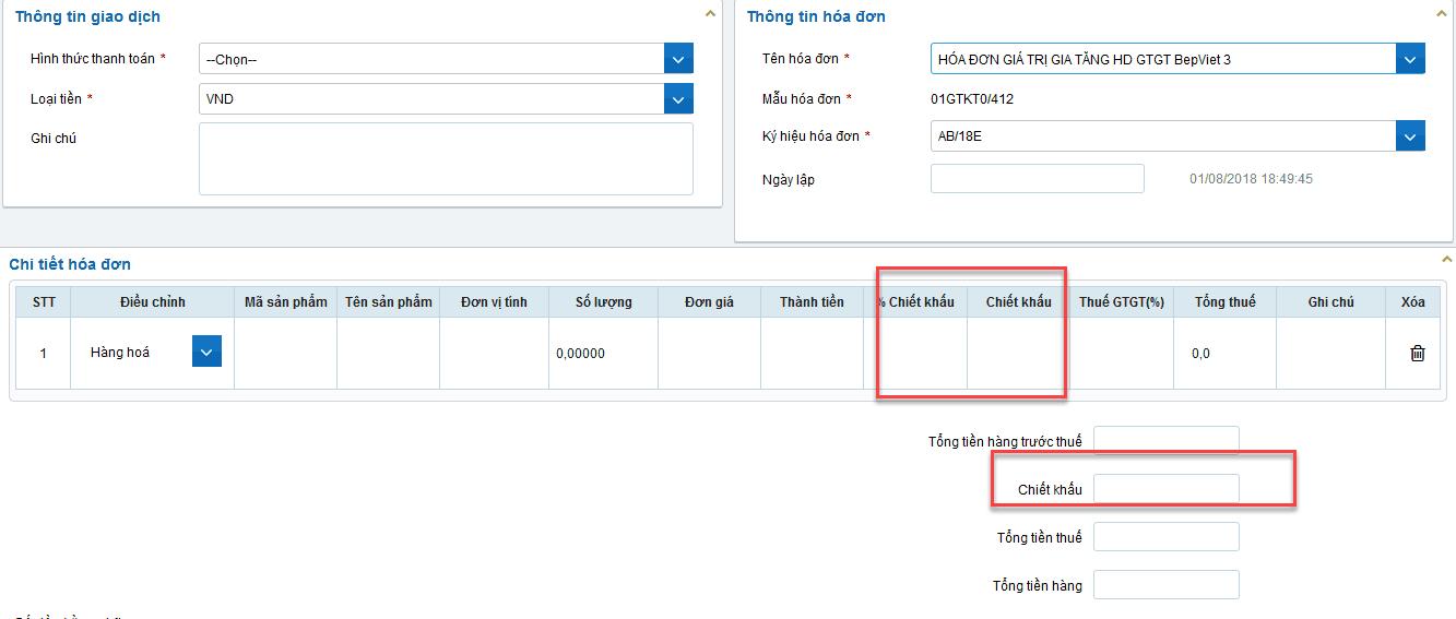 Cách lập hóa đơn điện tử trên hệ thống S-Invoice như thế nào? 12