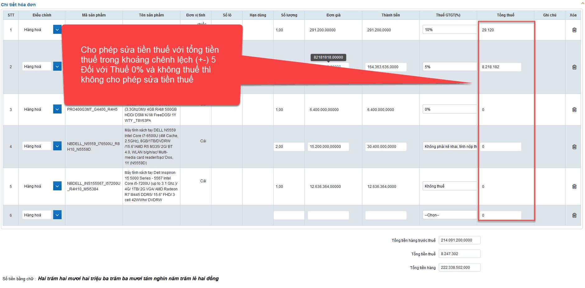 Cách lập hóa đơn điện tử trên hệ thống S-Invoice như thế nào? 21